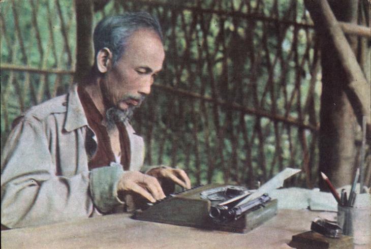 Phong cách làm báo của Chủ tịch Hồ Chí Minh vì lợi ích đất nước và nhân dân