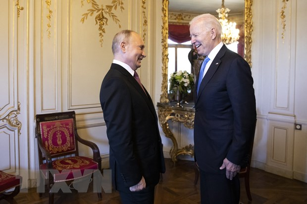 Bước khởi đầu cho quá trình phá băng quan hệ song phương Nga-Mỹ