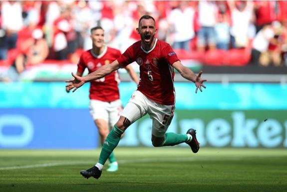 Hungary 1 - 1 Pháp: Như một chiến thắng cho đội chủ nhà