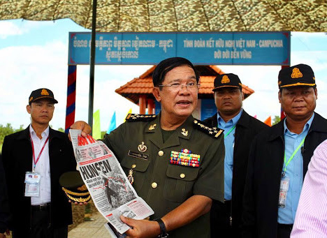 44 năm - Hành trình tìm đường cứu nước của Thủ tướng Campuchia Hunsen