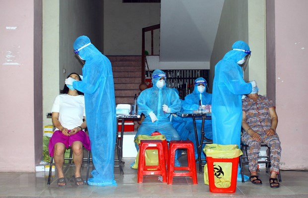 Trưa 21-6, ghi nhận thêm 90 ca mắc Covid-19, thành phố Hồ Chí Minh có 63 ca