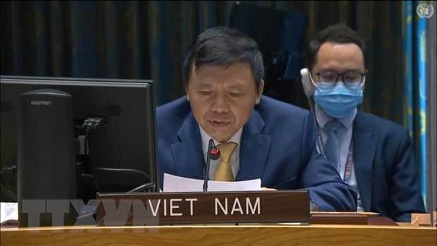 Việt Nam tiếp tục đóng góp vào hoạt động của Liên hợp quốc tại Nam Sudan