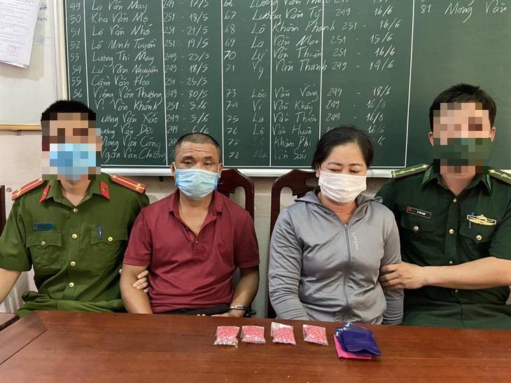 Nghệ An: Một đêm phá 2 chuyên án ma túy