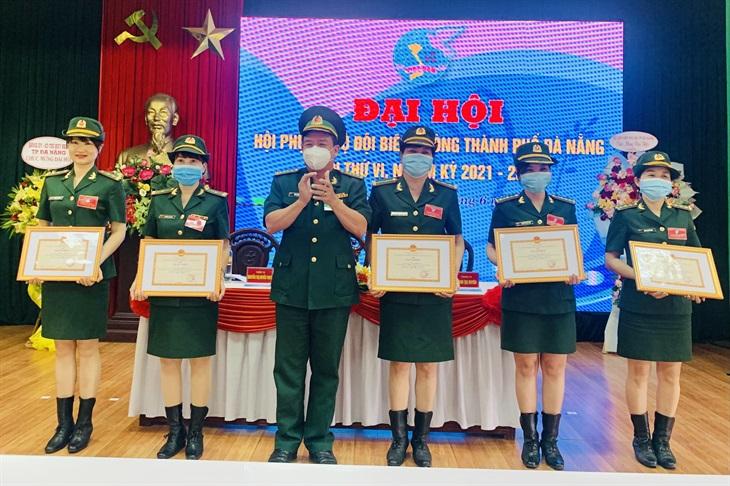 Hội Phụ nữ BĐBP Đà Nẵng tổ chức Đại hội nhiệm kỳ 2021-2026