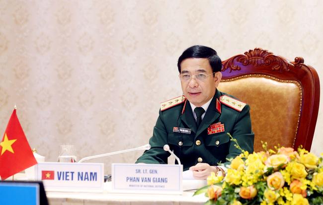 Việt Nam sẽ làm hết sức mình để đóng góp cho công cuộc bảo vệ hòa bình
