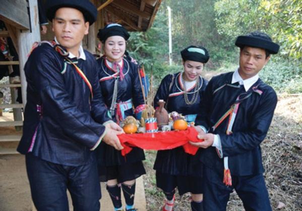 Nặng lòng gìn giữ văn hóa dân tộc Giáy