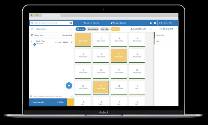 Suno - Phần mềm quản lý nhà hàng thế hệ mới