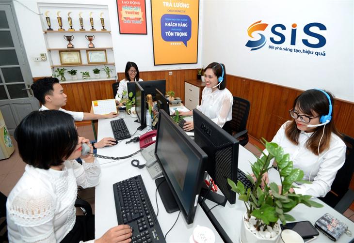S.I.S Việt Nam - tiên phong trong chuyển đổi số quốc gia