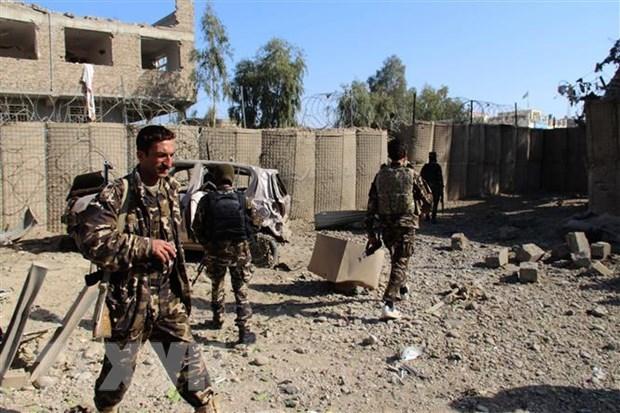 Afghanistan đẩy lùi cuộc tấn công của Taliban ở biên giới phía Bắc