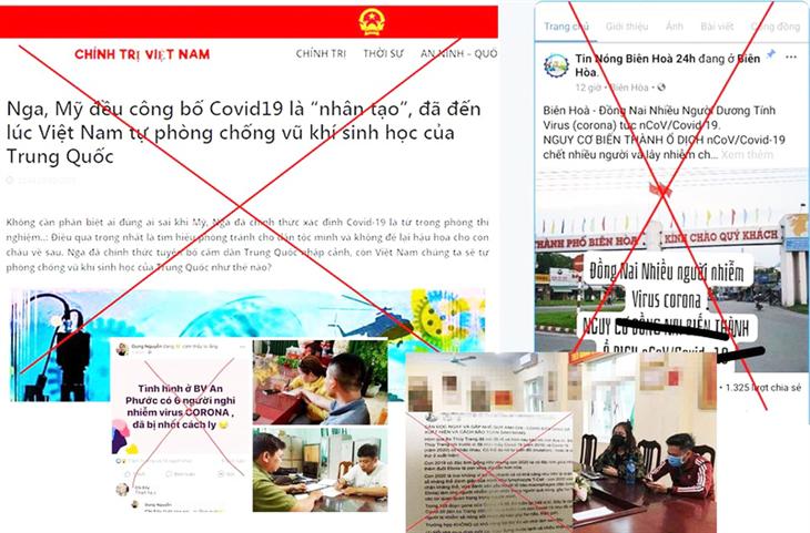 Đập tan luận điệu xuyên tạc thành quả phòng, chống dịch Covid-19 của Việt Nam