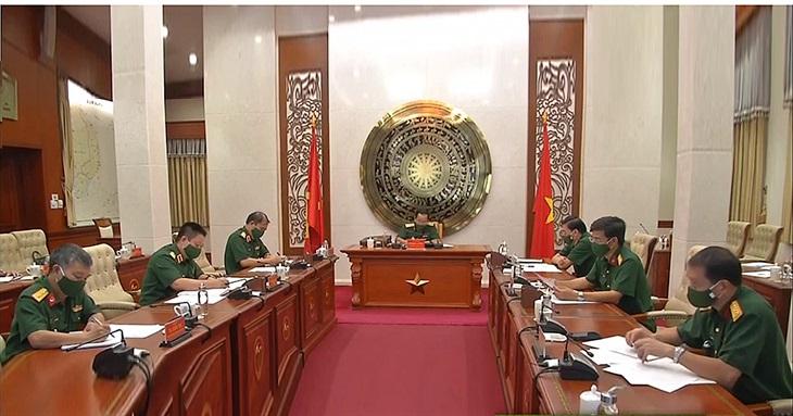 Bộ Quốc phòng triển khai nhiệm vụ, giải pháp cấp bách phòng, chống dịch Covid-19 tại 19 tỉnh, thành phía Nam