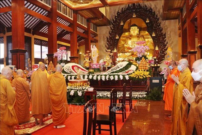 Giáo hội Phật giáo Việt Nam kêu gọi tăng ni, phật tử ở yên một chỗ tụng kinh cầu bình an