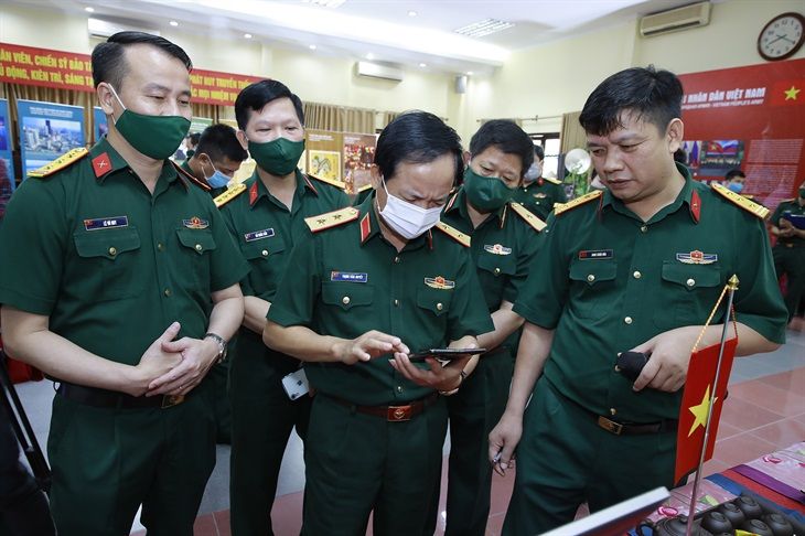 Chuẩn bị chu đáo hoạt động triển lãm Army Games 2021
