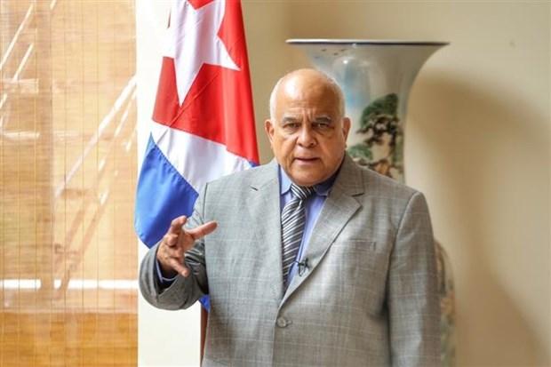Thúc đẩy quan hệ hữu nghị đặc biệt, đoàn kết gắn bó Việt Nam-Cuba