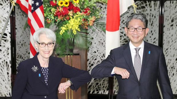 Mỹ củng cố quan hệ hợp tác với các đồng minh châu Á