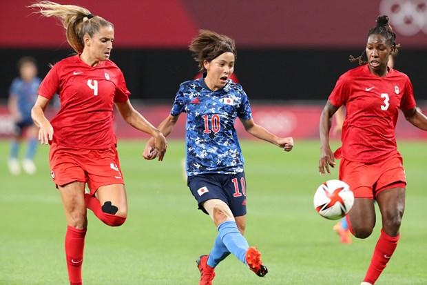 Bóng đá nữ Olympic: Mỹ thảm bại, Brazil thắng hủy diệt Trung Quốc