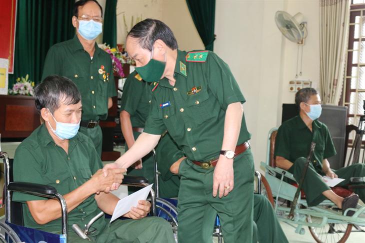 BĐBP tổ chức nhiều hoạt động ý nghĩa nhân Ngày Thương binh - Liệt sĩ 27-7