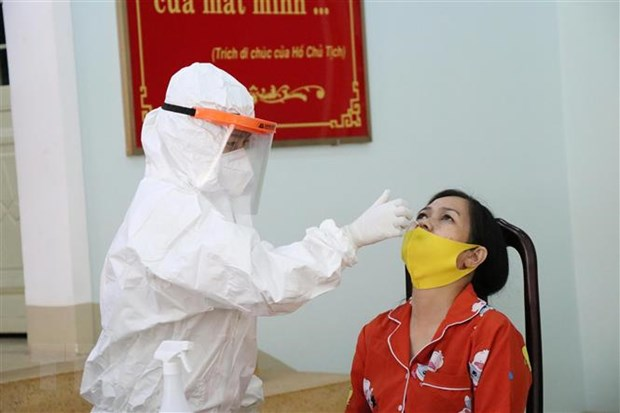 Việt Nam ghi nhận kỷ lục 7.307 ca mắc Covid-19 trong ngày 23-7