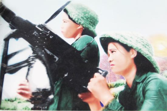 Ký ức của Tiểu đội trưởng Tiểu đội Dân quân gái Kỳ Phương