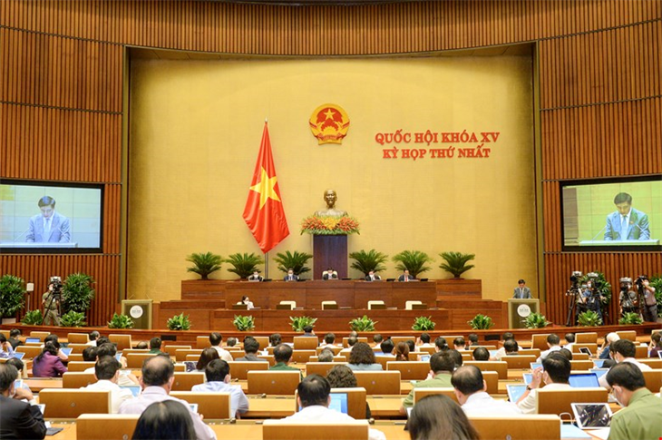 Nâng cao hơn nữa chất lượng và hiệu quả hoạt động của Quốc hội trong giai đoạn mới