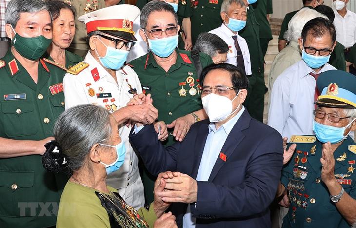 Nơi đâu ở Việt Nam cũng khắc ghi sự hy sinh cao cả vì Tổ quốc
