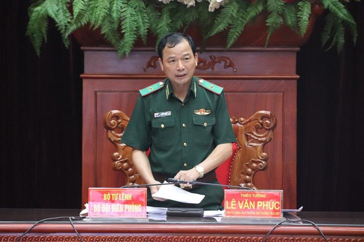Rà soát, chỉnh lý 2 Nghị định quy định chi tiết một số điều của Luật Biên phòng Việt Nam