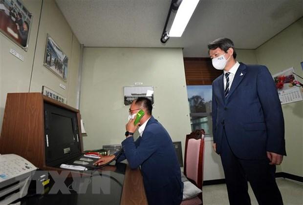 Hàn Quốc lên kế hoạch tổ chức hội nghị trực tuyến liên Triều