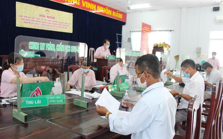 Người Khmer thoát nghèo nhờ nguồn vốn vay ưu đãi