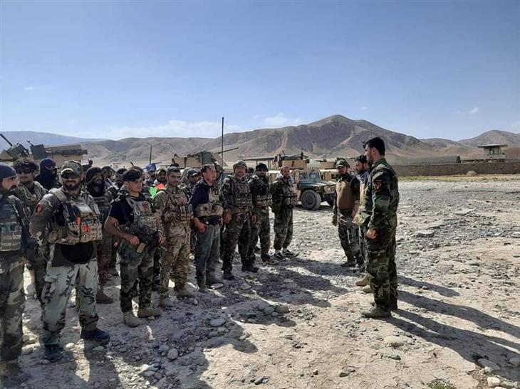 Mong manh tiến trình hòa bình tại Afghanistan