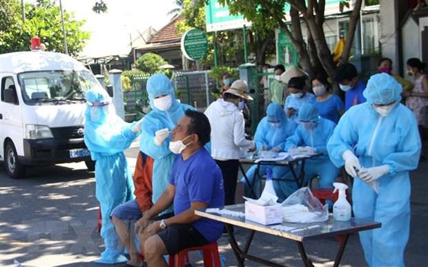 Ngày 30-7, Việt Nam ghi nhận 8.649 ca mắc mới, 3.704 người khỏi bệnh