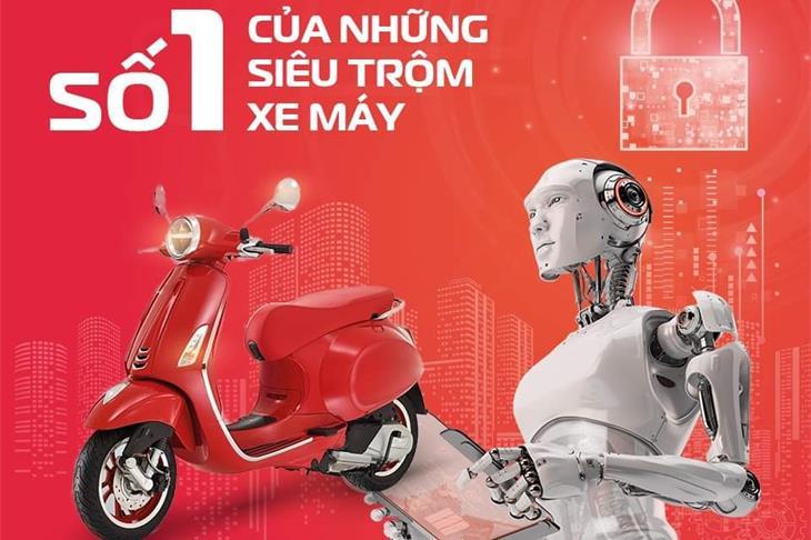 Định vị xe máy Viettel - Thương hiệu số 1 về định vị tại Việt nam