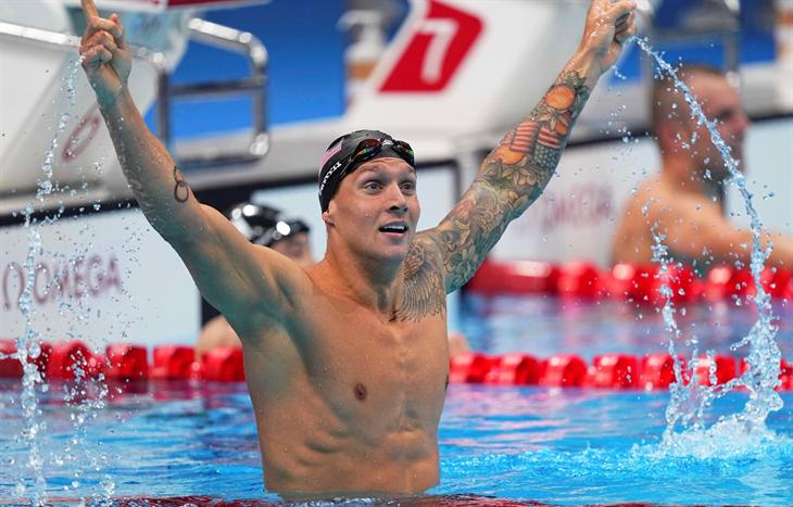 Bảng tổng sắp huy chương Olympic Tokyo 31-7: Nhiều kỷ lục được thiết lập