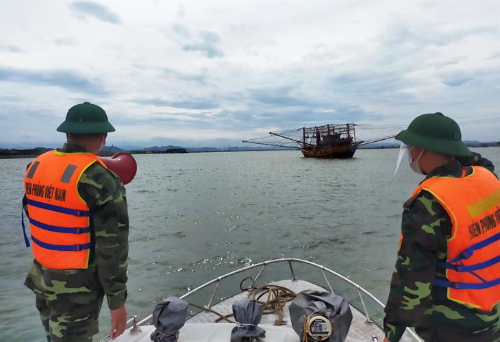 BĐBP Quảng Bình triển khai các biện pháp cấp bách phòng, chống dịch Covid-19 trên biên giới