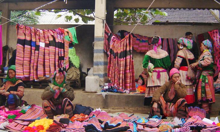 Si Ma Cai bảo tồn, phát huy di sản văn hóa các dân tộc gắn với phát triển du lịch