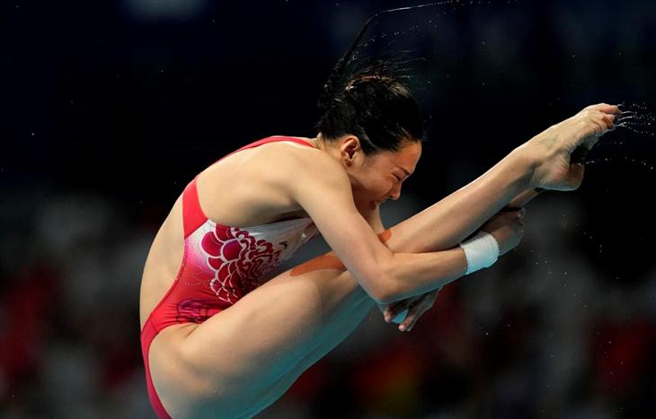 Bảng tổng sắp huy chương Olympic Tokyo ngày 1-8: Trung Quốc tiếp tục dẫn đầu