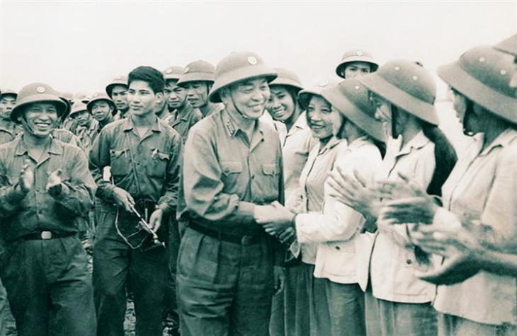 Đại tướng Võ Nguyên Giáp: Kiến trúc sư chính của tuyến đường Trường Sơn