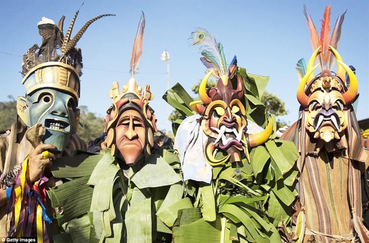 Văn hóa bộ tộc Boruca từ những truyền thuyết truyền miệng