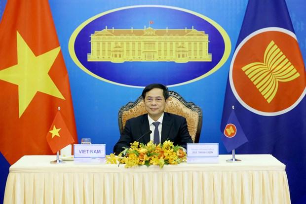 Nhiều tiến triển trong triển khai Kế hoạch công tác hợp tác ASEAN3