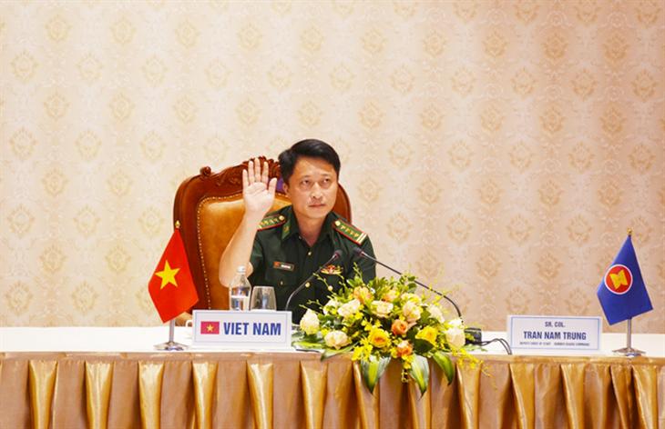 Vai trò của cơ quan quốc phòng ASEAN trong hỗ trợ quản lý, bảo vệ biên giới