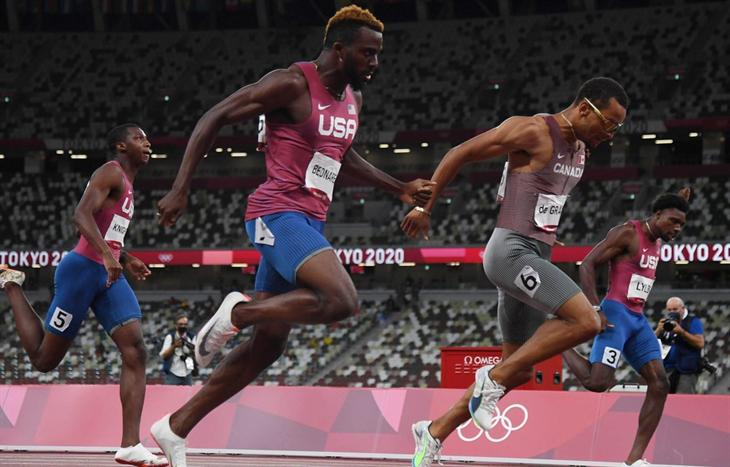 Bảng tổng sắp huy chương Olympic Tokyo ngày 4-8: Điền kinh Mỹ gây thất vọng