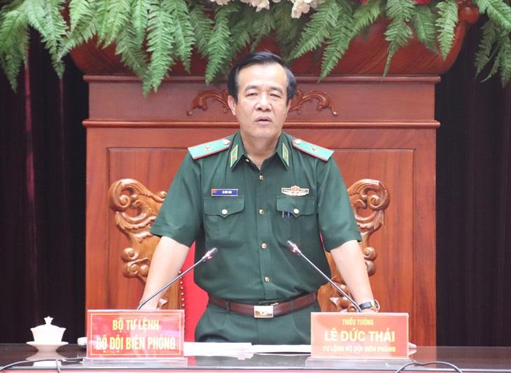 Khẩn trương hoàn thiện dự thảo 2 đề án triển khai thi hành Luật Biên phòng Việt Nam
