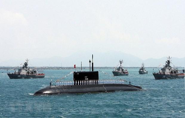 Hải quân Nhân dân Việt Nam: Âm vang chiến công đánh thắng trận đầu