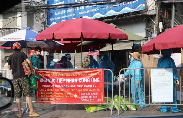 Sáng 5-8: Có 3.943 ca nhiễm mới, thành phố Hồ Chí Minh tiếp tục dẫn đầu với 2.349 ca
