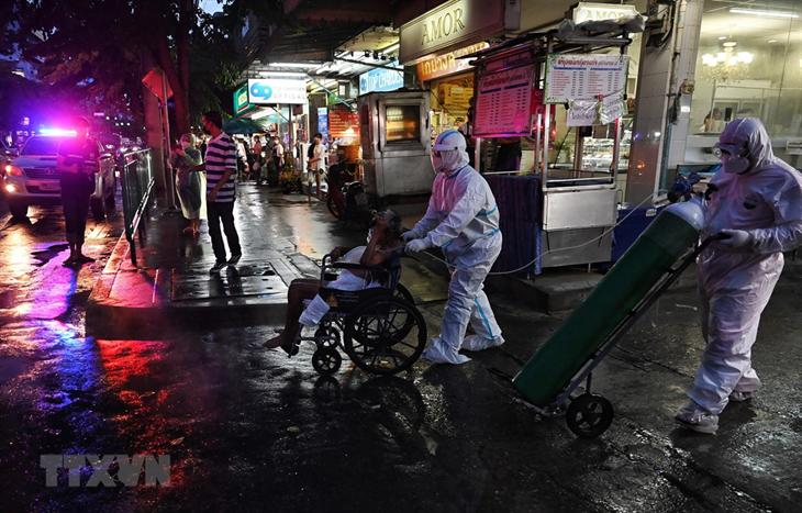 Dịch bệnh tiếp tục diễn biến phức tạp ở nhiều nước châu Á