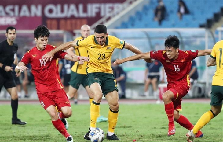 Những dấu hiệu tích cực của đội tuyển Việt Nam