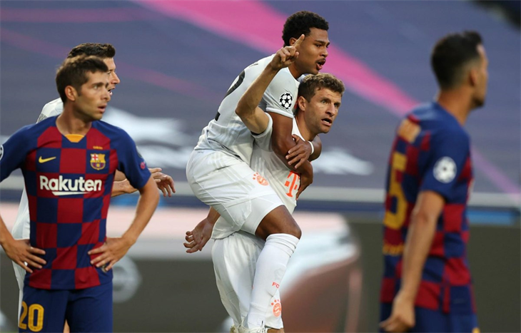 Lịch trực tiếp Champions League: Barcelona đại chiến Bayern Munich