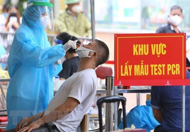 Ngày 14-9, Việt Nam ghi nhận 10.508 ca mắc mới, 276 ca tử vong