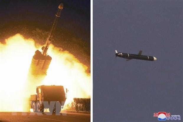 Mỹ: 2 vụ phóng tên lửa của Triều Tiên không gây đe dọa tức thời