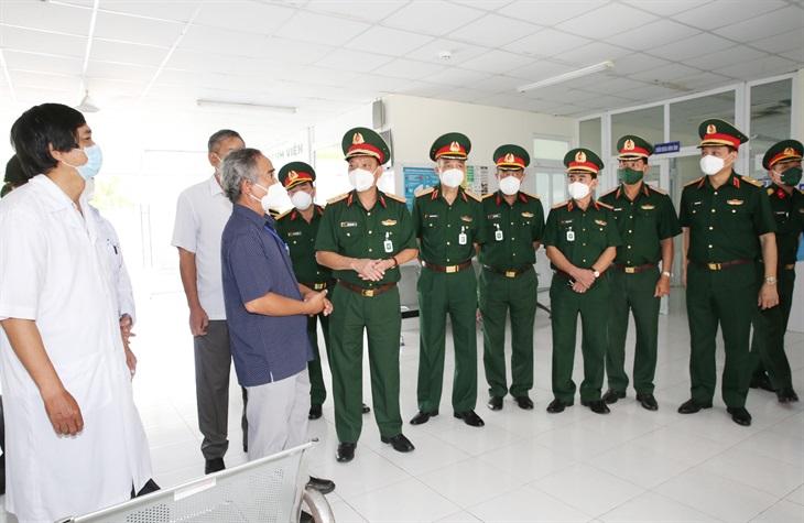 Kiên Giang quyết tâm đến ngày 20-9 sẽ kiểm soát được tình hình dịch bệnh