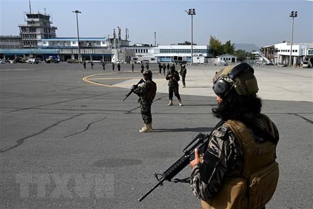 Lực lượng Taliban khẳng định mục tiêu xây dựng quân đội